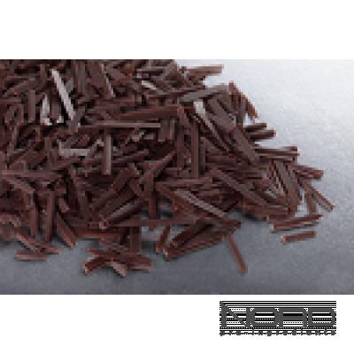 Глазурь кондитерская соломка темная (шоколадная) от производителя в СПб