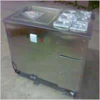 """Фризер для """"жареного"""" мороженого BQF112C-50S"""